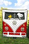Snoopy VW Quilt