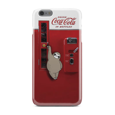 Sloth Drink Coke Case