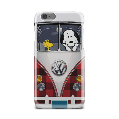 Dog Red VW Case
