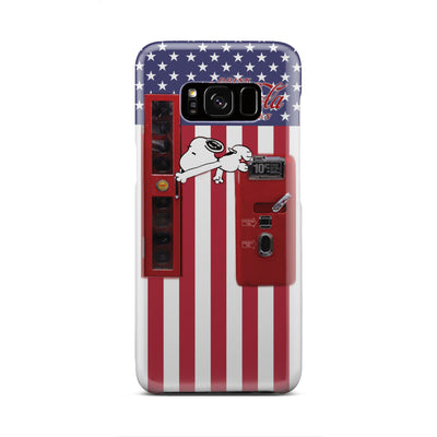 Dog CocaCola USA Phonecase