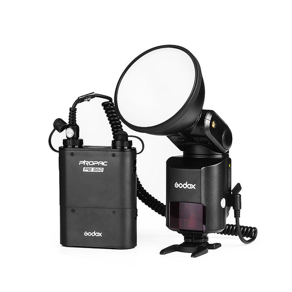 Godox Witstro Powerful Speedlite Flash Light (AD360II-N)
