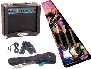 CASINO  CJD66 ELECTRIC GUITAR PACK WITH 15W AMP