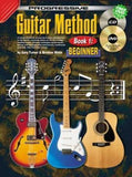 PROGRESSIVE GUITAR METHOD BK1 BK/CD