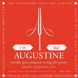 AUGUSTINE CLASSICAL STRINGS RED MED TENSION