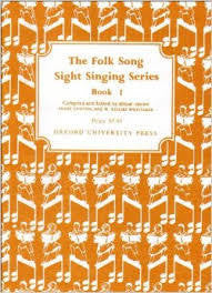 THE FOLK SONG SIGHT SINGING SERIES BOOK 1