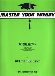 MASTER YOUR THEORY GRADE 7