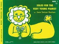 SOLOS FOR THE VERY YOUNG PIANIST BK 1