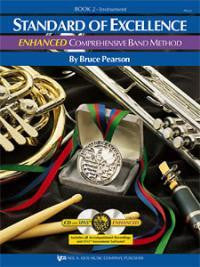 STANDARD OF EXCELLENCE TROMBONE BOOK 2