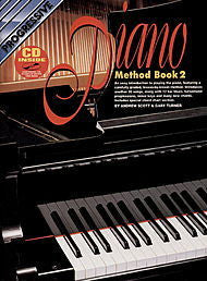 PROGRESSIVE PIANO METHOD BOOK 2