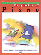 ALFRED'S BASIC PIANO COURSE THEORY BOOK 2