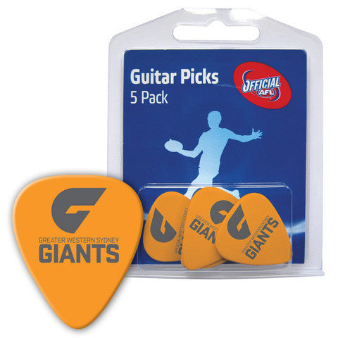 GROVER ALLMAN 5 PICK PACKS / AFL GWS GIANTS
