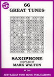 66 GREAT TUNES ALTO AND BARITONE SAX