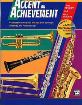 ACCENT ON ACHIEVEMENT ELECTRIC BASS BOOK 1