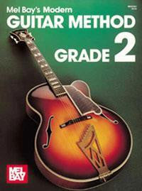 MEL BAYS MODERN GUITAR METHOD GRADE 2 BK/2CD