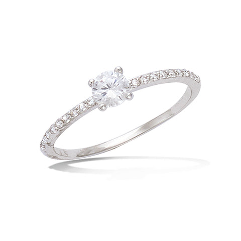 Anillo Mini Solitario Wedding