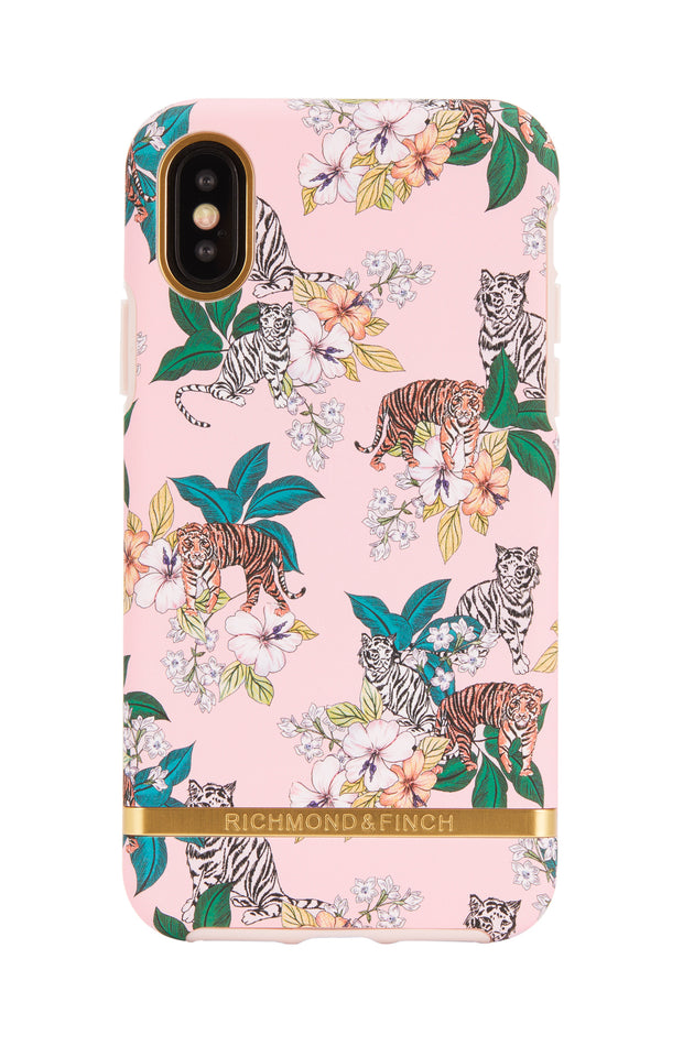 Funda para iPhone - Pink Tiger
