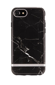 Funda para iPhone - Black Marble