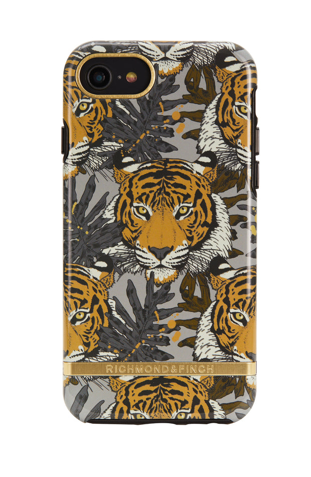 Funda para iPhone - Tropical Tiger
