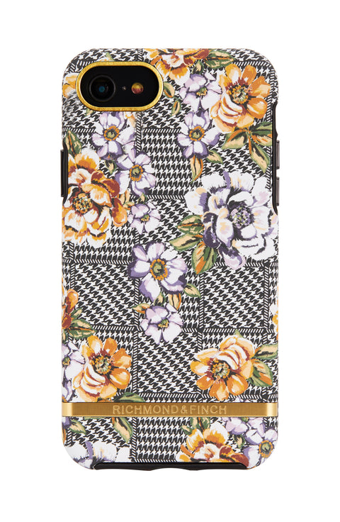 Funda para iPhone - Floral Tweed