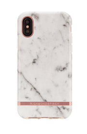 Funda para iPhone - White Marble