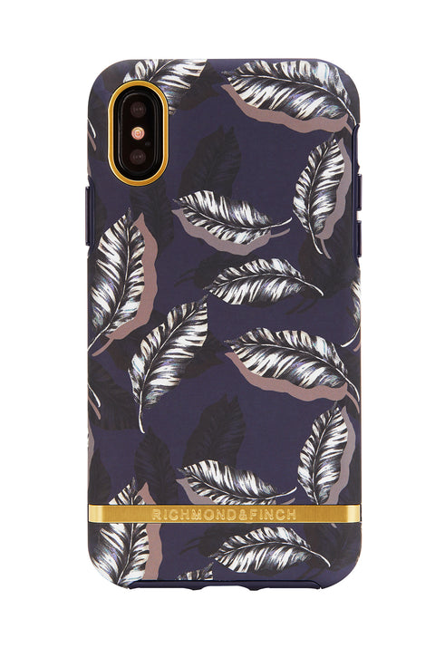Funda para iPhone - Botanic Leaves