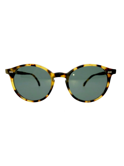 Cran - Matte Light Tortoise / Bottle Green