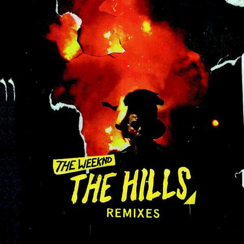 "The Weeknd ‎– The Hills (Remixes) 12"" Single"