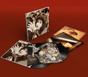 Kate Bush ‎– Remastered In Vinyl I Box Set 4 Vinyl LP Set - Flashlight Vinyl - Turntable Music