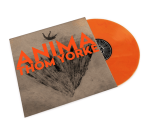 Thom Yorke - ANIMA LTD INDIE EXCLUSIVE / ORANGE VINYL w/mp3