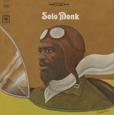 Thelonious Monk ‎– Solo Monk - Holland - Import - Flashlight Vinyl - Turntable Music