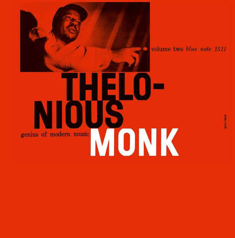 Thelonious Monk ‎– Genius Of Modern Music Volume 2 - Flashlight Vinyl - Turntable Music