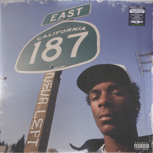 Snoop Dogg ‎– Neva Left - LP, Album, Deluxe Edition, Limited Edition, Green