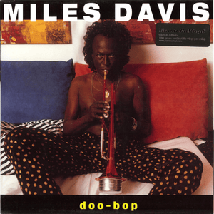 Miles Davis ‎– Doo-Bop - Holland - Import - Flashlight Vinyl - Turntable Music