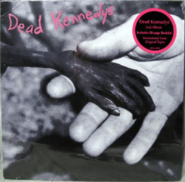 Dead Kennedys ‎– Plastic Surgery Disasters - Vinyl, LP, Album, Reissue, Remastered - Flashlight Vinyl - Turntable Music