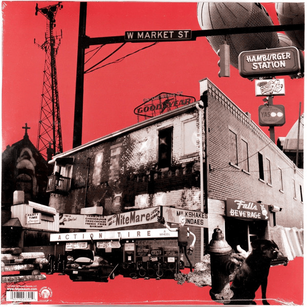 The Black Keys ‎– Rubber Factory - Fat Possum Records ‎– 80379-1 Format: Vinyl, LP, Album, Repress - Flashlight Vinyl - Turntable Music