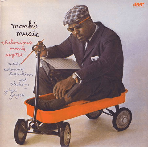Thelonious Monk Septet ‎– Monk's Music - 180gram - Flashlight Vinyl - Turntable Music