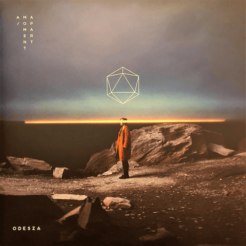 Odesza ‎– A Moment Apart - Clear Vinyl