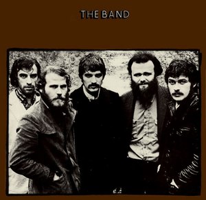 The Band by The Band 180 Gram Vinyl - Flashlight Vinyl - Turntable Music