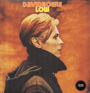 David Bowie ‎– Low - Vinyl, LP, Album, Reissue, Remastered, Profile Leaflet, 180g - Flashlight Vinyl - Turntable Music