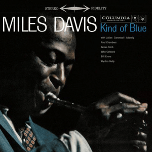 Miles Davis ‎– Kind Of Blue - Double LP - Bonus Tracks - Flashlight Vinyl - Turntable Music