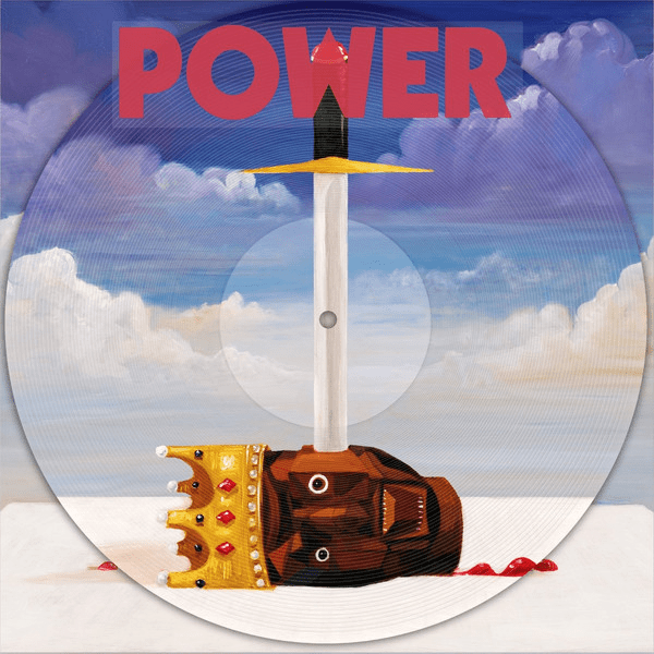 "Kanye West ‎– Power - 12"", Single, Picture Disc"
