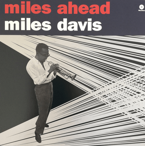 Miles Davis ‎– Miles Ahead - Reissue, 180 Gram - Flashlight Vinyl - Turntable Music