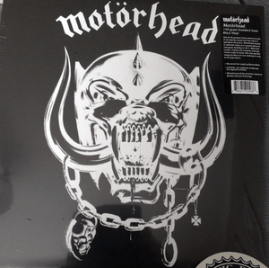 Motörhead ‎– Motörhead - Drastic Plastic Records ‎– DPRLP87 Format: Vinyl, LP, Album, Reissue, Remastered, 150 Gram - Flashlight Vinyl - Turntable Music