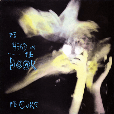 The Cure ‎– The Head On The Door - IMPORT - Flashlight Vinyl - Turntable Music