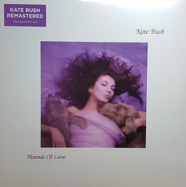 Kate Bush ‎– Hounds Of Love -  Fish People ‎– 0190295593865 Format: Vinyl, LP, Album, Reissue, Remastered, 180g - Flashlight Vinyl - Turntable Music