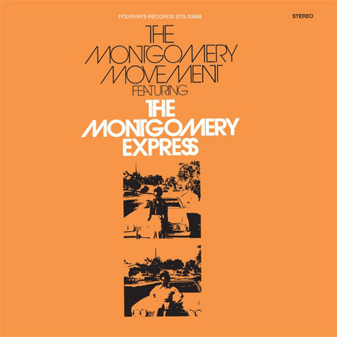 The Montgomery Express - Numero Group ‎– NUM1225