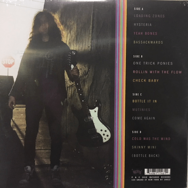 Kurt Vile ‎– Bottle It In - Matador ‎– OLE-1146-8 Format: 2 × Vinyl, LP, Album - Flashlight Vinyl - Turntable Music