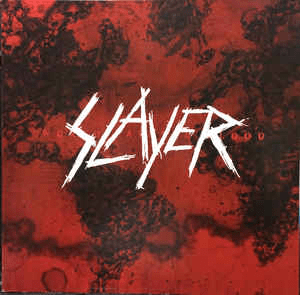 Slayer ‎– World Painted Blood - Vinyl, LP, Album, Reissue, Gatefold, 180g - Flashlight Vinyl - Turntable Music