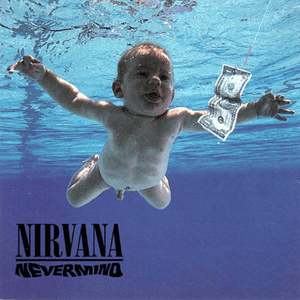 Nirvana ‎– Nevermind - LP Vinyl Reissue - Flashlight Vinyl - Turntable Music