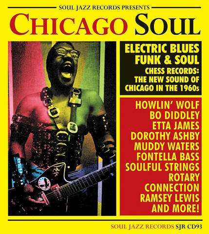 Soul Jazz Records presents - Chicago Soul: New Sound of Chicago in the 1960s (Vinyl)